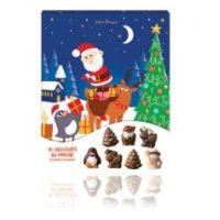 Opération Chocolats Jeff de Bruges pour Noël- Catalogue, Bon de Commande, Dates de Commandes et Livraison